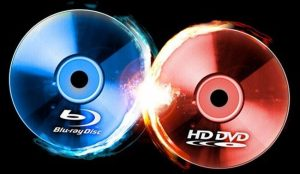 DVD and Blu-ray Disc